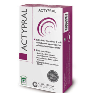 Actypral - Complément alimentaire antioxydant et protection cellulaire