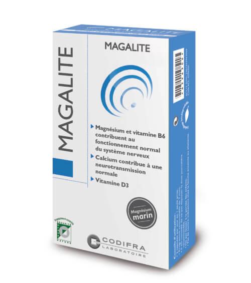 Magalite - Complément alimentaire Fatigue et nervosité