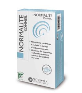 Normalite sommeil - Complément alimentaire sommeil